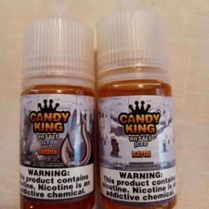 50mg 30ml Nic Salt